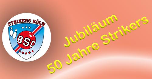 50 Jahre 'Strikers Köln' – Die Jubiläumsfeier